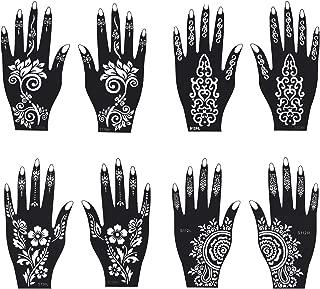 simple henna designs arabic