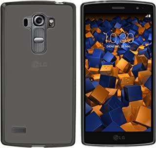 mumbi Case Compatible with LG G4S Clear Black