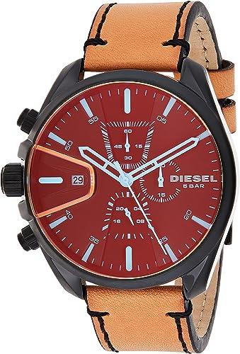 Diesel Homme Chronographe Quartz Montre avec Bracelet