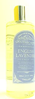 Asquith & Somerset Apothecary Shower Gel - English Lavender - 17 Fl. Oz. (500 ml)