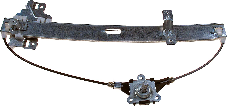 Dorman 749-086 Rear Driver Side Manual Window Regulator for Select Isuzu Models