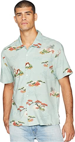 Lovitz Short Sleeve Woven Shirt