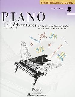 Piano Adventures Level 3b - Sightreading Book