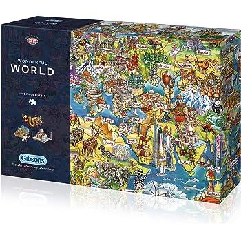 Gibsons Games Wonderful World 2000