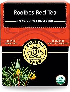 Buddha Teas Organic Rooibos Tea 18 Tea Bags