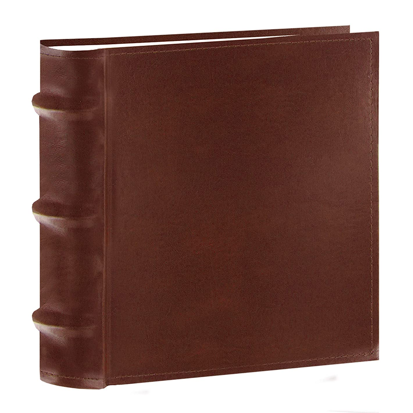 Pioneer CLB-146 Bonded Leather Photo Album, 100 Pockets Hold 4