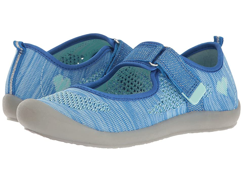 Hanna Andersson Naddja II (Toddler/Little Kid/Big Kid) (Windsail) Girls Shoes
