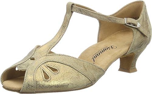 Diahommet femmes Tanzchaussures 019-011-311, Chaussures de Danse de Salon Femme