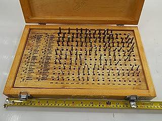 Meyer Gage M-1 Plus .061 .250 Pin Gage Set T87531