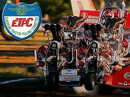 European Tractor Pulling Season 2012