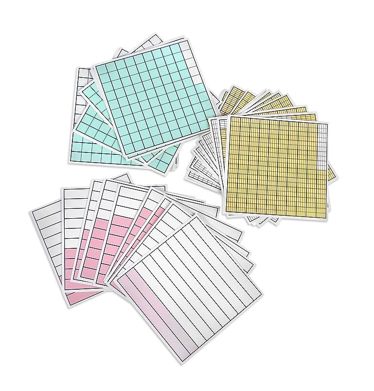 American Educational Decimal Squares One Set nywwjgwx091567