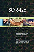 ISO 6425 A Complete Guide - 2020 Edition