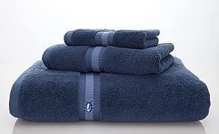 Southern Tide Home Ultimate Terry Skipjack, Bath Towel, Nautical Blue