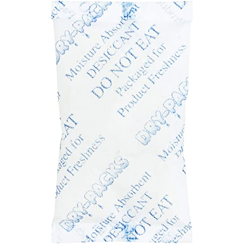 fb21f96b2 Dry-Packs Silica Gel Desiccants 25 Packets of 10 Grams Each