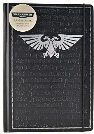 Warhammer 40,000 A5 Notebook - Pledge