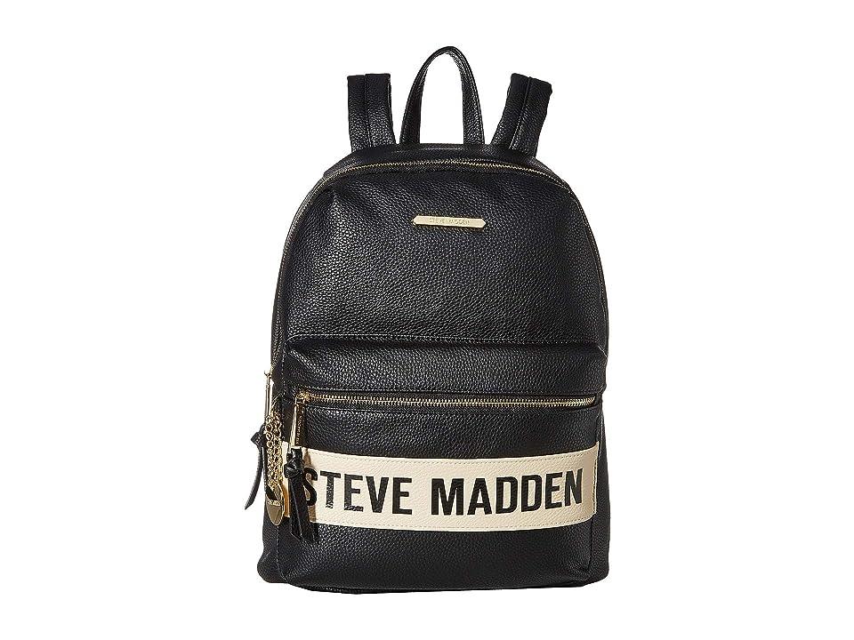 Steve Madden Blaurel (Black) Backpack Bags