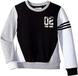 True Religion Kids - Color Blocked Pullover (Toddler/Little Kids)