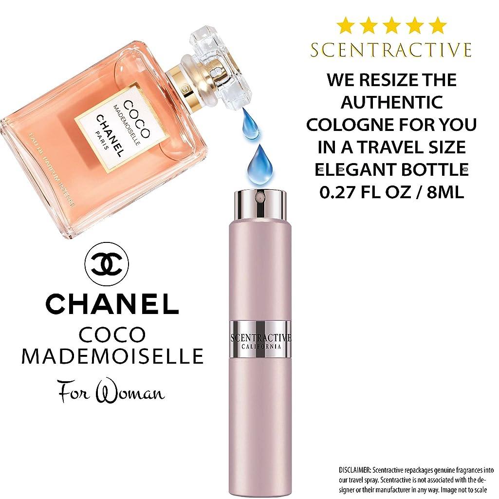 Chanel Coco Mademoiselle Eau De Parfum Travel Mini Size Eau De Toilette Spray 8 ml / 0.27 Fl Oz