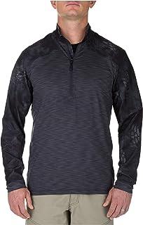 5.11 Men's RAPID QUARTER ZIP (KRYPTEK) Shirt