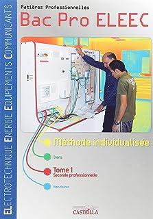 Amazon Fr Livre Bac Pro Eleec