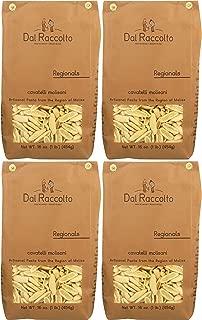 Dal Raccolto Cavatelli Pasta, 1 lb (Pack of 4), 64 oz