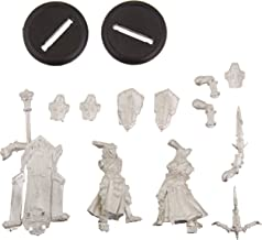 Privateer Press Protectorate of Menoth - Exemplar Officer and Standard Model Kit