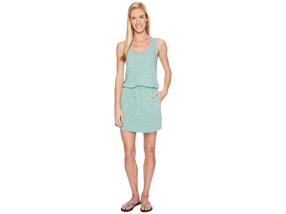 Carve Designs Aliso Dress (Mint Sierra) Women
