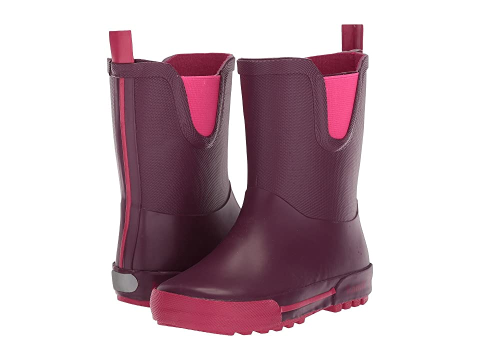 Kamik Kids Rainplay (Toddler) (Dark Purple) Girls Shoes