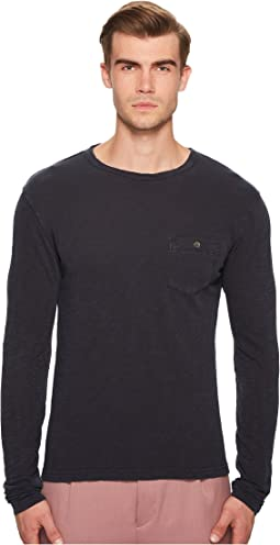 Todd Snyder - Long Sleeve Pocket Tee