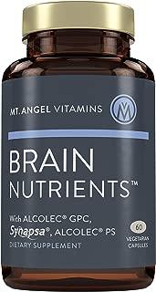 Mt. Angel Vitamins - Brain Nutrients
