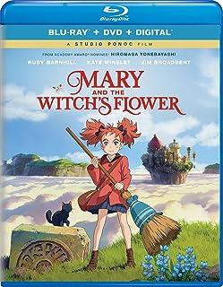 メアリと魔女の花 Mary and The Witch's Flower [Blu-ray + DVD][Import]