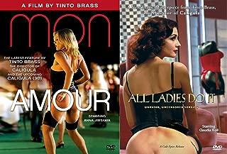 Tinto Brass 2-DVD Bundle - All Ladies Do It & Monamour 2-Movie Set