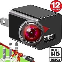 Spy Camera Charger – Hidden Camera – Easy to Use Secret Camera 1080P –..