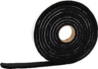 """AP Products 018-381210 3/8"""" x 1/2"""" x 50' Vinyl Weer Strippen Foam Tape"""