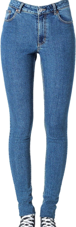 Cheap Monday Women's High Skin Organic Jeans (bluee)