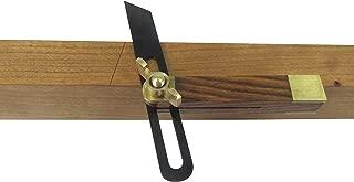 Taytools 469348 Adjustable Sliding Bevel Dovetail Marker Miniature 3-3/4 Inch Sliding Bevel