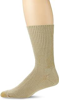 Gold Toe mens Fluffies Casual Socks, Multipairs Fluffies Casual Socks, Multipairs (pack of 1)