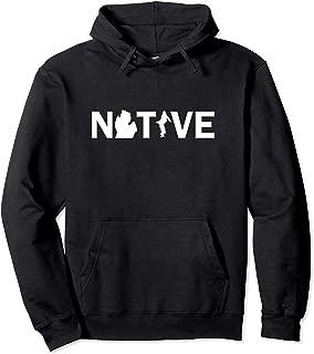 michigan native hoodie