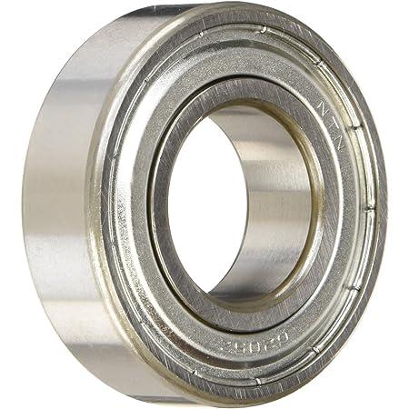 16 mm Width Double Shielded NTN Bearing 63//22ZZ Single Row Deep Groove Radial Ball Bearing 22 mm Bore ID Normal Clearance Steel Cage 56 mm OD