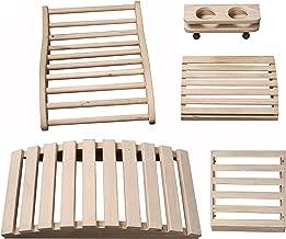 Radiant Saunas SA5024 Deluxe Sauna Accessory Kit, 23.625