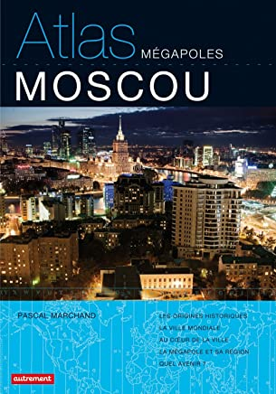 Atlas Moscou (French Edition)