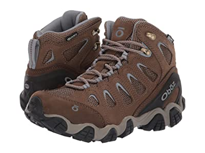 Oboz Sawtooth II Mid B-Dry (Brindle/Tradewinds Blue) Women