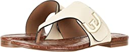 Modern Ivory Vaquero Saddle Leather