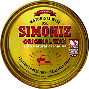 Simoniz SIM0010A Original Carnauba Wax 150g: image