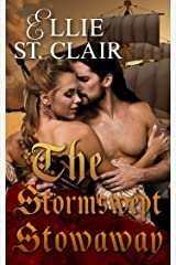 The Stormswept Stowaway: A Pirate Historical Romance Kindle Edition