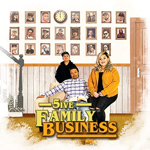 5ive - Family Business (2019)
