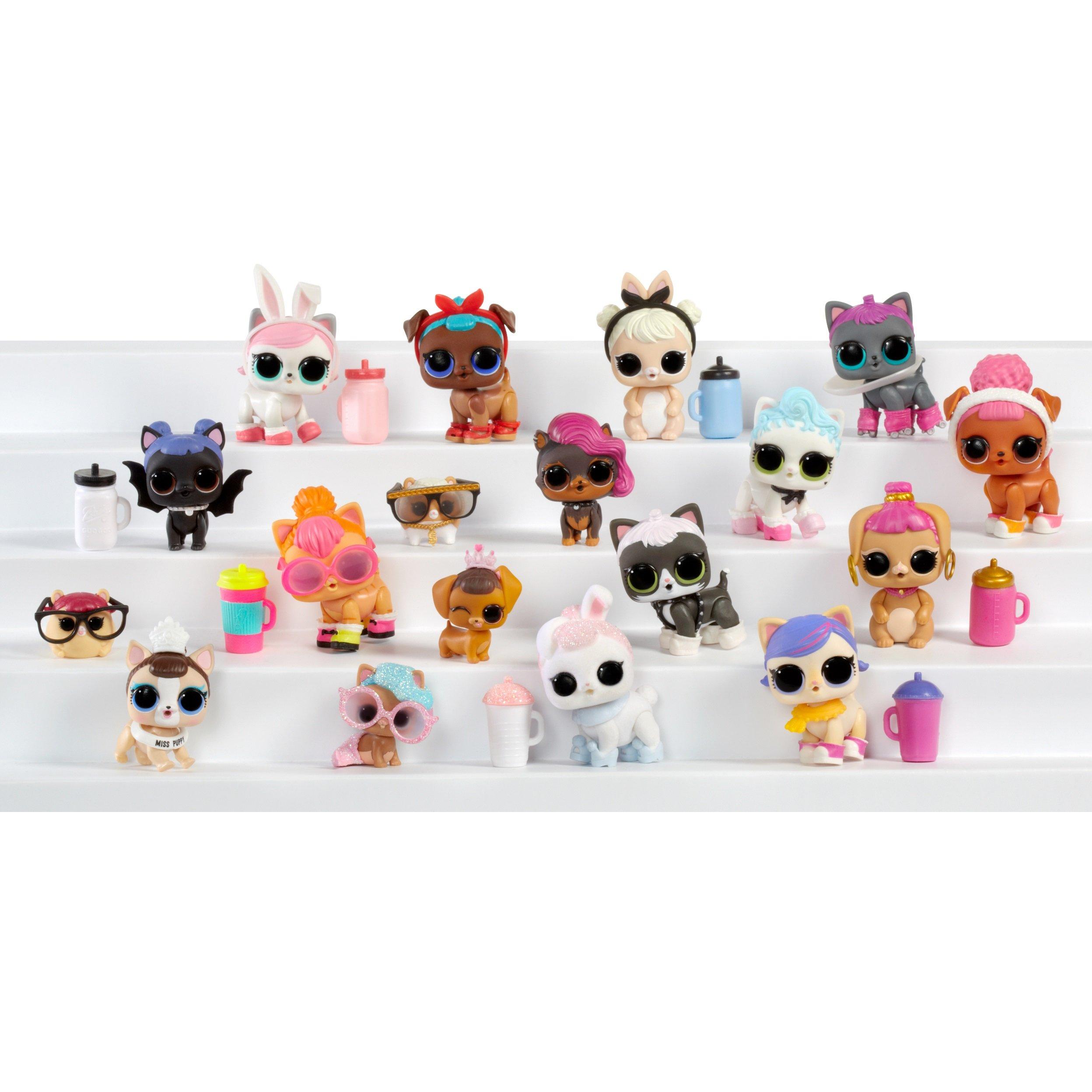 Amazon Com L O L Surprise Pets Series 3 2 Pack Toys Games