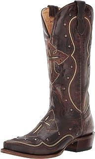 حذاء روبر غربي نقي للنساء