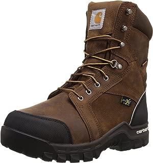 "Carhartt 8"" Men's Waterproof Composite Toe Internal Metatarsal Guard CMF8720 Work Boot"