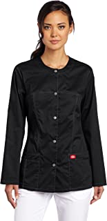 d9e4070e288 Amazon.com: Dickies - Scrub Jackets / Medical: Clothing, Shoes & Jewelry